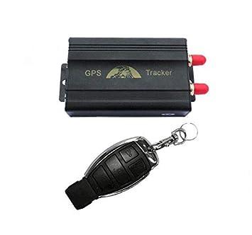 GPS Tracker TK103B Vehículo Vehículo GPS SMS GPRS Tracker Sistema ...
