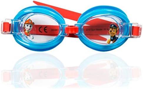 キッズアームバンド、パウパトロールスイミングアームバンド、3〜6年公認ライセンス (swimming Goggles)