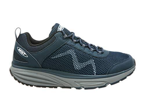 MBT USA Inc Men's Colorado 17 Petrol Blue Fitness Walking Sneakers 702011-1143Y Size 10.5