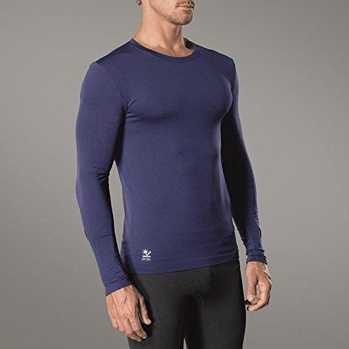 T-Shirt Lupo Masculina Male Uv 50+ Protection Tamanho: P | Cor: Preto