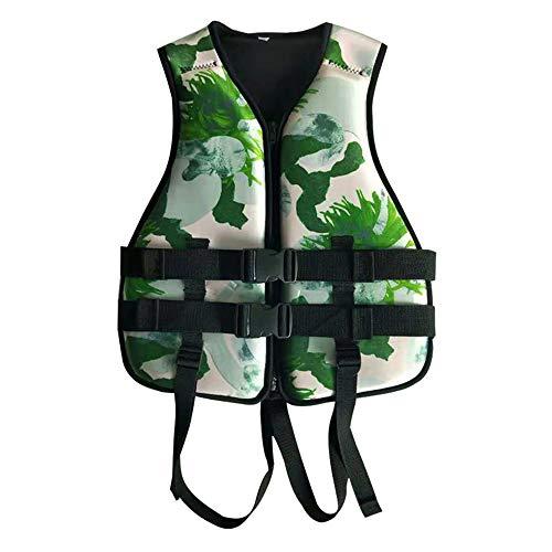 yaning Men's Flex V-Back Neoprene Life Vest