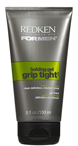 Redken For Men Grip Tight Firm Hold Gel, 5 oz