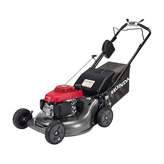 """Honda HRR216VYA 21'' 3-in-1 Self Propelled Smart Drive Roto-stop Lawn Mower with Auto Choke and Twin Blade System 6 Honda HRR216VYA 21"""" 3-in-1 Self Propelled Twin Blade Mulching Lawn Mower"""