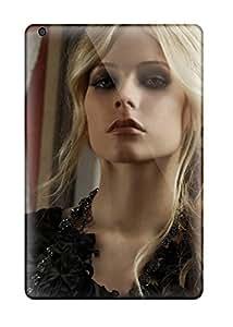 YY-ONE For Ipad Mini/mini 2, Celebrity Avril Lavigne Pattern