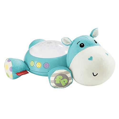 Fisher-Price HIPPO Cuddle Projection Soother.: Amazon.es: Bebé