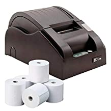 Kit Punto De Venta Ec Line Mini Printer + 5 Rollos De Papel