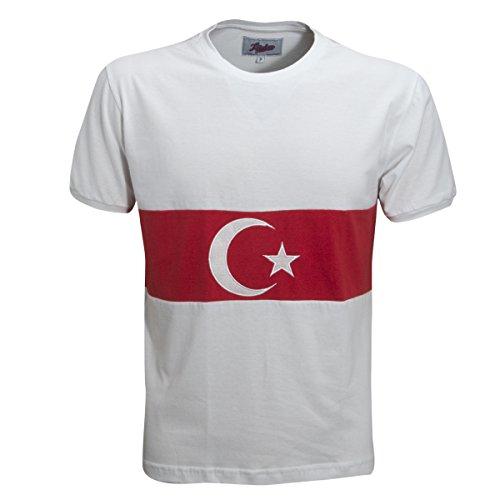 Retro Jersey 1970 (Retro League Turkey 1970 Shirt (Medium))