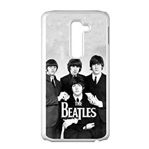 LG G2 Cell Phone Case White The Beatles as a gift J2334902
