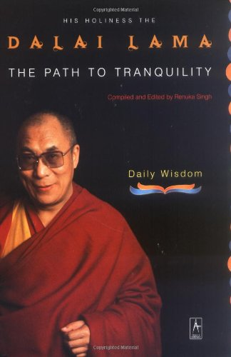 Path Tranquility Daily Wisdom Compass