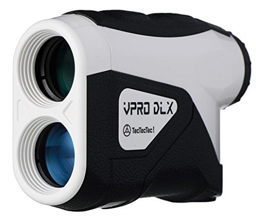 TecTecTec VPRO DLX Golf Rangefinder   Waterproof Laser Range Finder
