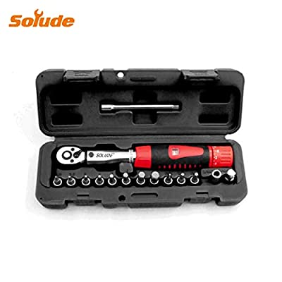 SOLUDE 15 Piece 1/4