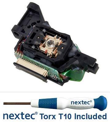 - New - Microsoft Xbox 360 Slim Laser Lens - Liteon DG-16D4S G2R2 (HOP-150X 15X.