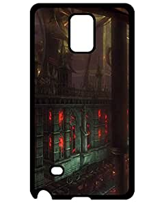 New Style Premium Tpu Cover Case For Alice: Madness Returns Samsung Galaxy Note 4 5755066ZB701574695NOTE4