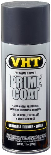 VHT SP302 Prime Coat Dark Gray Sandable Primer Filler Can – 11 oz.