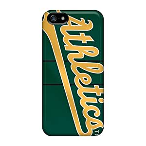 JasonPelletier Iphone 5/5s Durable Hard Cell-phone Case Customized HD Oakland Athletics Pictures [jne7657xxEy]