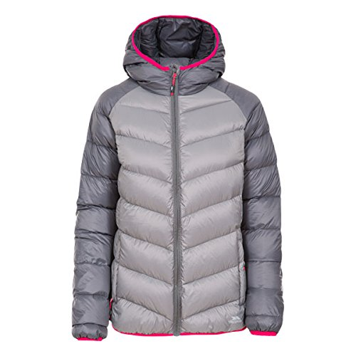 Trespass Women's Kirstin Down Jacket Storm Gray