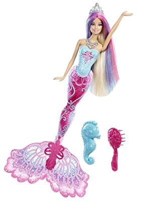 Barbie Color Magic Mermaid Doll from Mattel