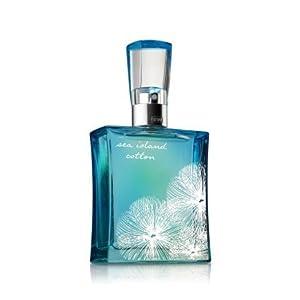 Sea Island Cotton Signature Collection Eau de Toilette 2.5 Oz 75 Ml Bath & Body Works Perfume Spray