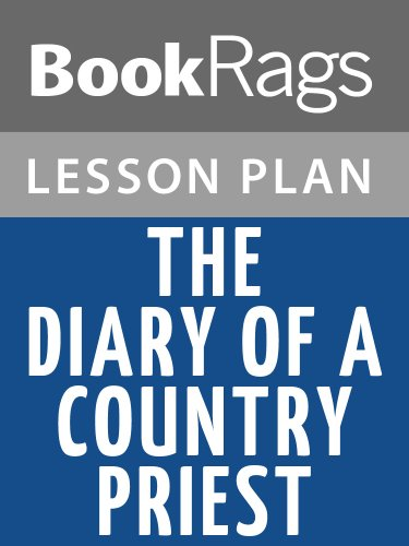 Lesson Plan The Diary of a Country Priest by Georges Bernanos
