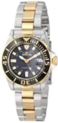 """Invicta Women's 2960 Pro Diver Collection """"Lady Abyss"""" Dive Watch"""