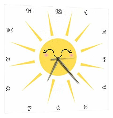 3dRose Smiling Happy Sun dpp 113063 2