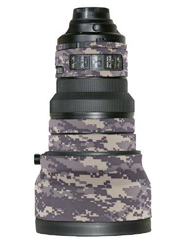 (LensCoat Nikon 200 VR Lens Cover (Digital Camo) camouflage neoprene camera lens protection sleeve LCN200VRDC)