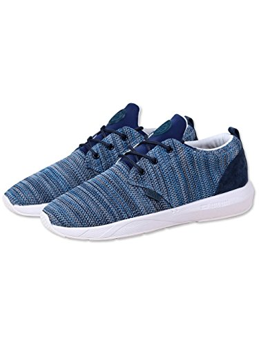 Djinns Hombre Zapatillas laurun jamba Malla–Blue Azul