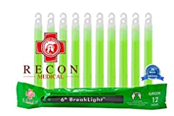 10 Pack (GREEN) Tactical BreakLights- Re...