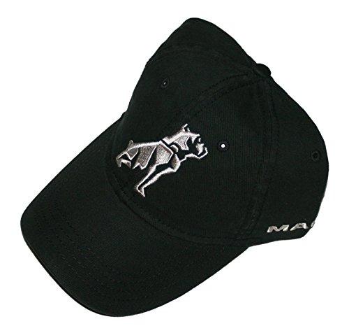 Mack Trucks Black & Gray USA American Flag Cap -