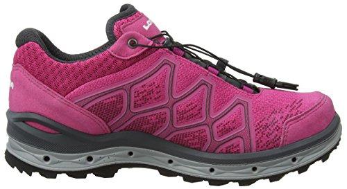 Women's Pink Hiking Lowa 3112 Beer High Lo Boots Silber GTX Rise Aerox W dxqxZ1w