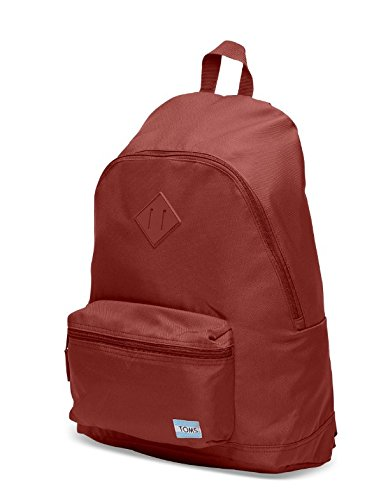 TOMS Tomato Red Local Computer Backpack in a (Tomato Tom)