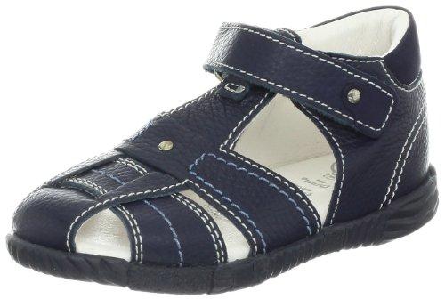 Primigi Lars-E Sandal (Infant/Toddler),Blue Scurouro,20 EU(4-4.5 M US - Sandals Casual Primigi Kids