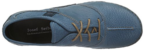 Blue Aqua 923 Women's Josef Seibel Fallon Lace up vHfPw1Xwq