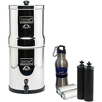 Amazon Com Royal Berkey Water Filter 3 Gallon System