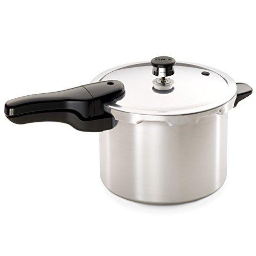 Presto 01264 6-Quart Aluminum Pressure Cooker (Renewed)