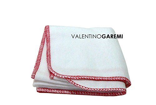 Shining Polishing Buffing Cleaning Cloth Rag Genuine Cotton by Valentino Garemi