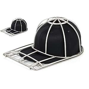 Ballcap Buddy Cap Washer Pack of 2 ( Silver)