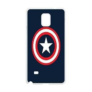 Samsung Galaxy Note 4 N9100 Phone Case Captain America H8Y5548808 wangjiang maoyi