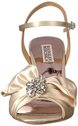 Naisten Norsunluun Mischka Sandaali Kallistuneena Samantha Badgley 5wRBqXZR