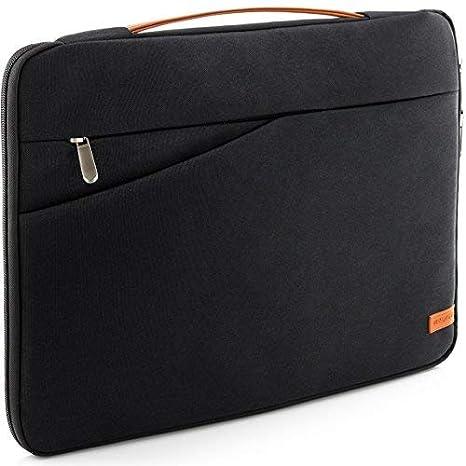 """deleyCON Funda de protección para notebooks y ordenadores portátiles de 17,3"""" pulgadas ("""