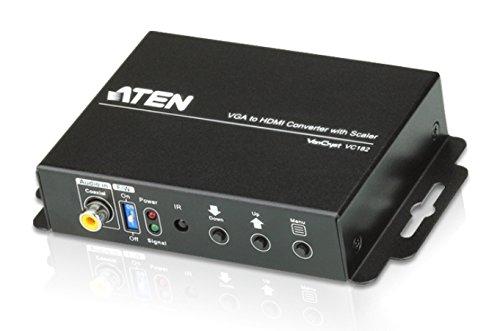 Aten VGA to HDMI Converter with Scalar (VC182)
