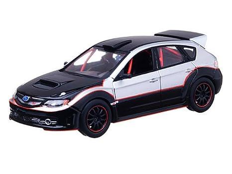 Amazon.com: 2009 Subaru Impreza WRX STi