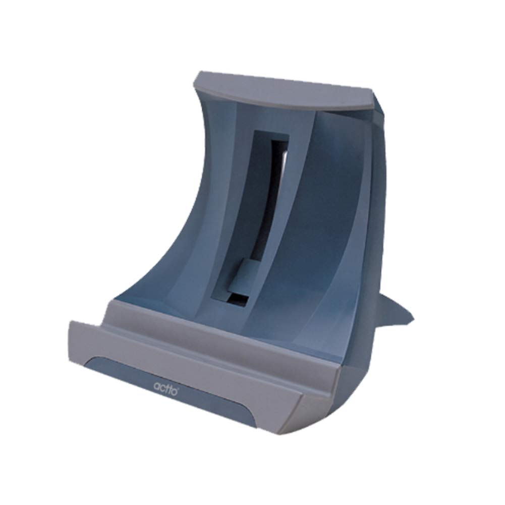 DULPLAY Verstellbar Anti-rutsch Laptoptisch Portable Lightweight St/ändiger Schreibtisch Multifunktion F/ür zuhause oder im b/üro-Blau 34x20x10cm 13x8x4inch