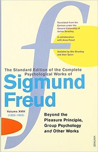 Book reviews on sigmund freuds beyond the pleasure principle galleries 738