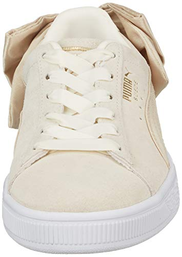 W Puma Chaussures Marshmallow Bsqt Suede Bow zxB7C