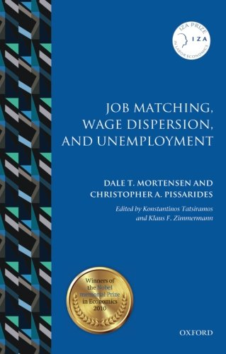 Job Matching, Wage Dispersion, and Unemployment (IZA Prize in Labor Economics)