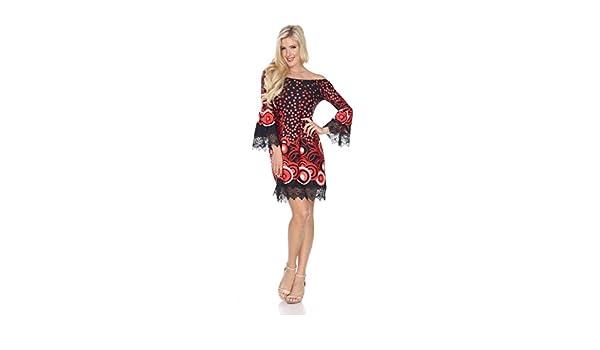 WM Womens Lenora Dress