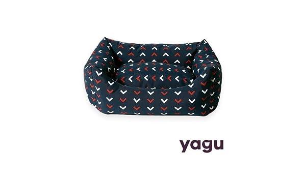Yagu Cuna para Perros y Gatos Gulliver Arrow (T-3 63 x 51 x 21 CM): Amazon.es: Productos para mascotas