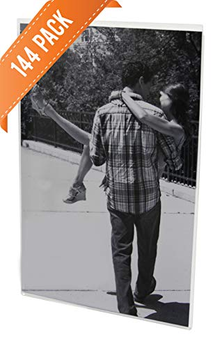 4x6 Acrylic Magnetic Photo Frame, Sign Holder (144)