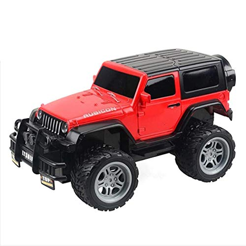 YENJO Cartoon Wireless Remote Control Offroad Convertible Car Kids Electric Toy Toy RC Vehicles